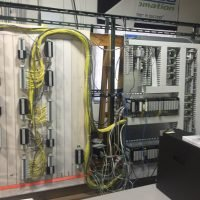 IP Demin System in Test