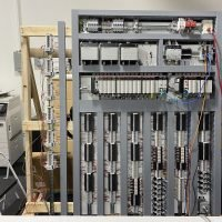 Photos of Test Hook-Up at NOREC Automation for Boiler AB8301 BMS