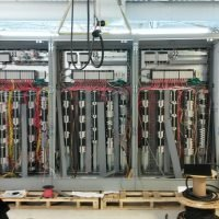 Recovery Boiler BMS in Test
